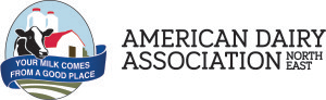 Logo Recognizing Brian K. Mitchell's affiliation with the American Dairy Association